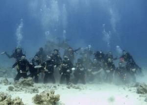 Totnes Sub Aqua Club trip to the Red Sea