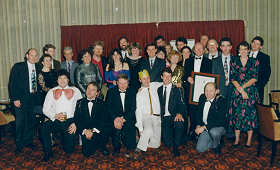 Night of the Heinke award 1993.