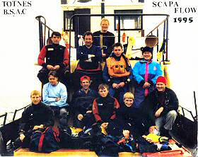 Scapa Flow 1995