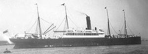 SS Mohegan